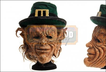 leprechauns warwick davis hat and stunt mask lph1